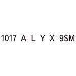 アリクス(1017 ALYX 9SM)