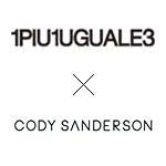 1PIU1UGUALE3×CODY SANDERSON(ウノピュウノウグァーレトレ×コディサンダーソン)