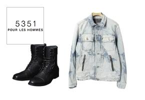 5351 POUR LES HOMMES(ゴーサンゴーイチプールオム)