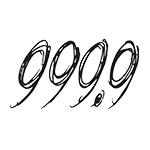 999.9(フォーナインズ) サングラス