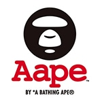 AAPE BY A BATHING APE(エーエイプバイアベイシングエイプ)
