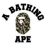 A BATHING APE(アベイシングエイプ) CAMO