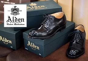 Alden(オールデン) 革靴