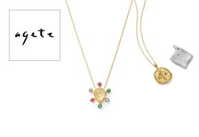 agete NECKLACE(アガット) ネックレス