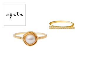 agete RING(アガット) リング