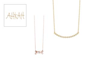 AHKAH NECKLACE(アーカー) ネックレス