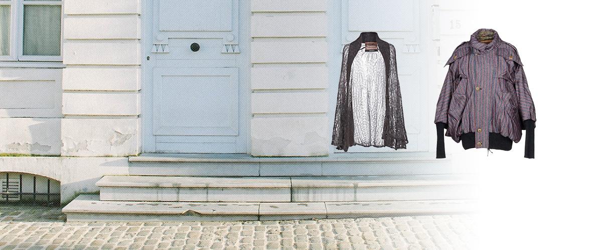 Andreas Kronthaler for Vivienne Westwood(アンドレアスクロンターラーフォーヴィヴィアンウエストウッド)