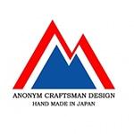 ANONYM CRAFTSMAN DESIGN(アノニムクラフツマン)