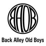 BACK ALLEY OLD BOYS(バックアリーオールドボーイズ)
