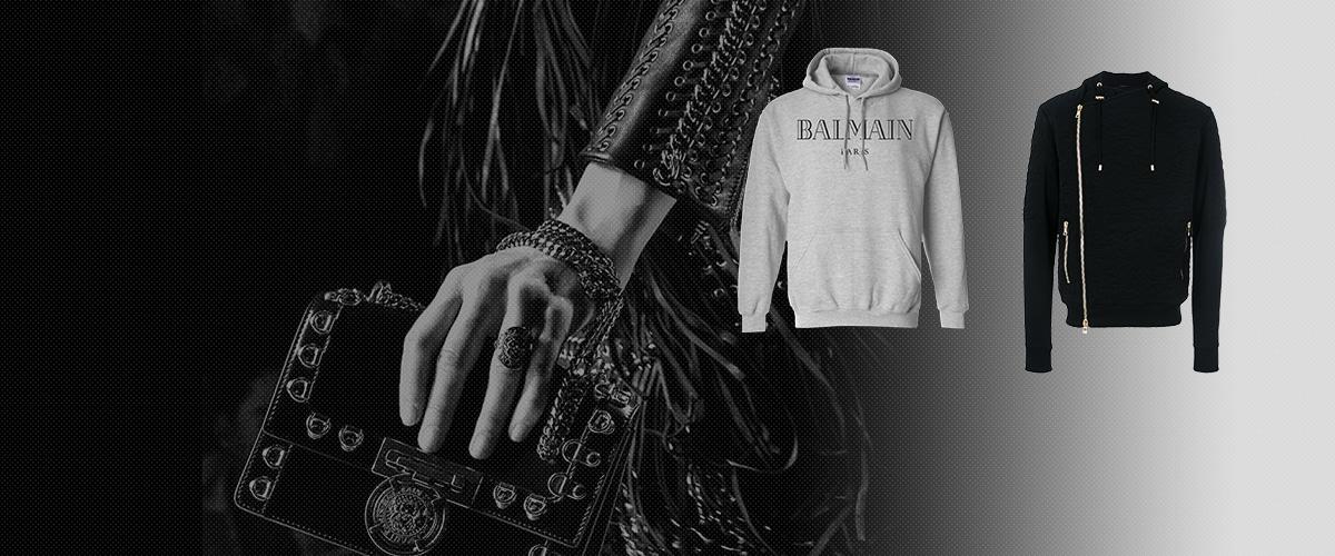 BALMAIN(バルマン) パーカー