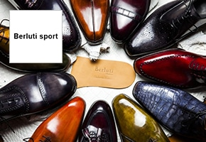Berluti sport(ベルルッティスポーツ)