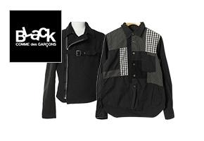 BLACK COMME des GARCONS(ブラックコムデギャルソン)