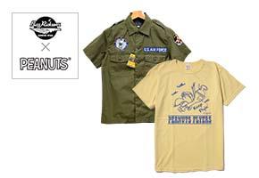 Buzz Rickson's×PEANUTS(バズリクソンズ×ピーナッツ)