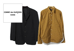 COMME des GARCONS HOMME(コムデギャルソンオム)