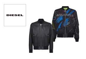 DIESEL JACKET(ディーゼル) ジャケット