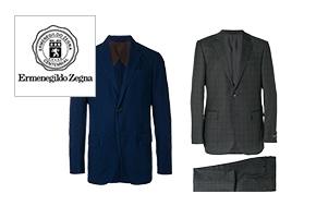 Ermenegildo Zegna(エルメネジルドゼニア) スーツ
