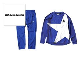 F.C.Real Bristol(エフシーレアルブリストル) セットアップ