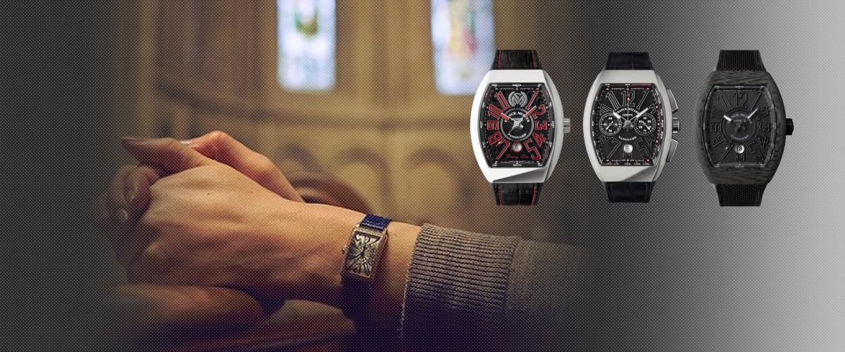 FRANCK MULLER(フランクミュラー) 腕時計