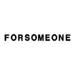 FORSOMEONE(フォーサムワン)