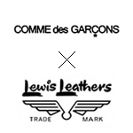 COMME des GARCONS×LEWIS LEATHERS(コムデギャルソン×ルイスレザーズ)