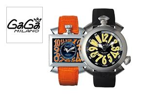 GagaMilano(ガガミラノ) 腕時計