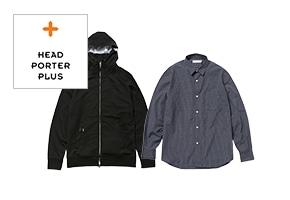 HEAD PORTER PLUS(ヘッドポータープラス)