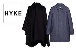 HYKE(ハイク)