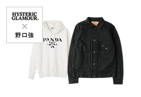 HYSTERIC GLAMOUR×野口強(ヒステリックグラマー×野口強)