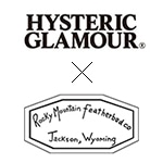 HYSTERIC GLAMOUR×Rocky Mountain(ヒステリックグラマー×ロッキーマウンテン)