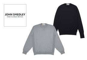JOHN SMEDLEY x FRAGMENT DESIGN(ジョンスメドレーxフラグメントデザイン)