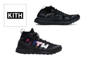 KITH x adidas(キスxアディダス)