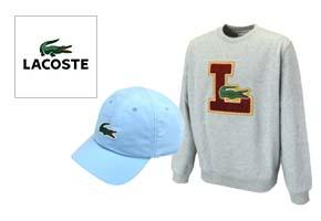LACOSTE(ラコステ)ゴルフウェア