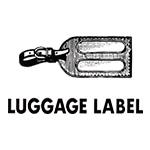 LUGGAGE LABEL(ラゲッジレーベル)