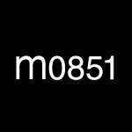 m0851(エムゼロエイトファイブワン)