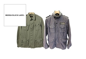 MARKA black label(マーカブラックレーベル)