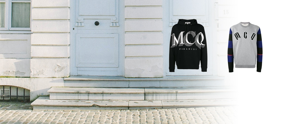 McQ(マックキュー)