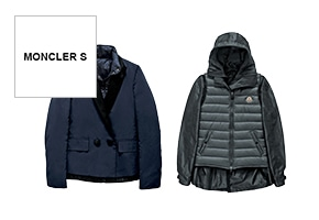 MONCLER S(モンクレール S)