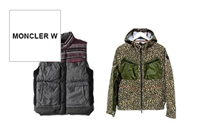 MONCLER W(モンクレールW)