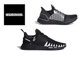 NEIGHBORHOOD x adidas(ネイバーフッドxアディダス)