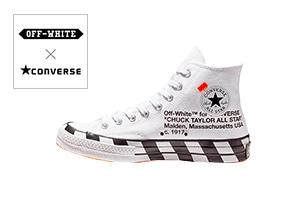 OFF-WHITE×CONVERSE(オフホワイト×コンバース)