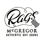 Rags McGREGOR(ラグスマックレガー)