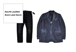 Ralph Lauren Black Label DENIM(ラルフローレンブラックレーベルデニム)
