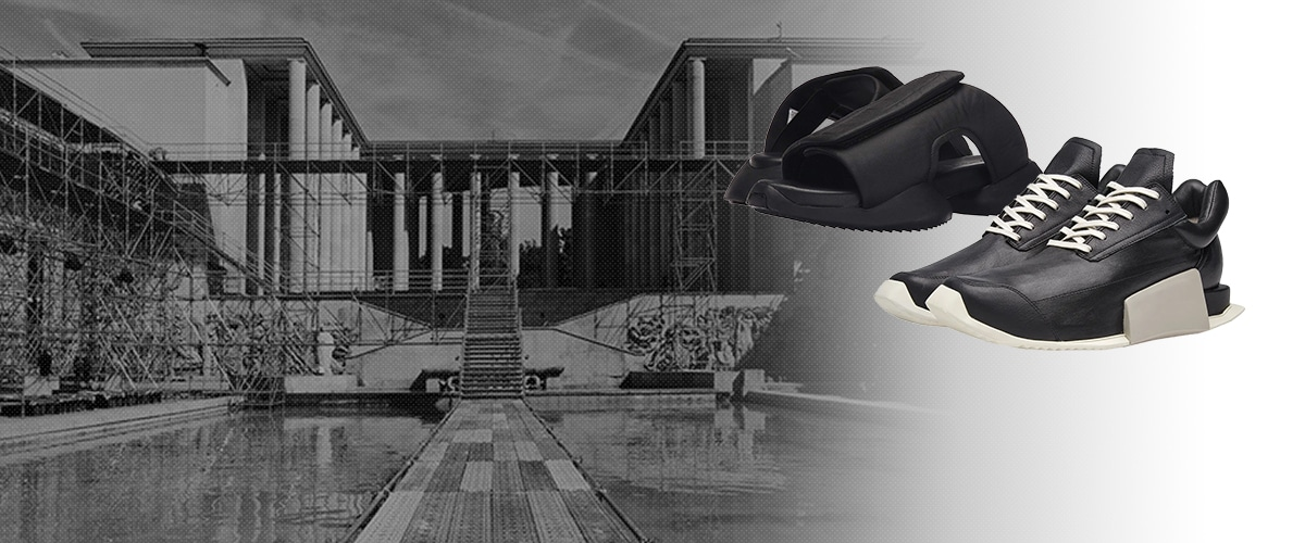 adidas by Rick Owens(アディダスバイリックオウエンス)