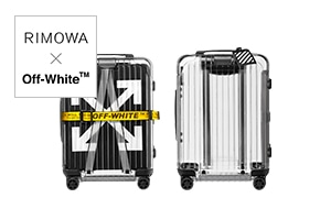 RIMOWA×off-white(リモワ×オフホワイト)
