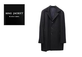 RING JACKET BLACK LABEL(リングヂャケットブラックレーベル)