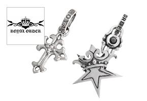 ROYAL ORDER(ロイヤルオーダー) ネックレス