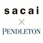 sacai(サカイ)×PENDLETON(ペンドルトン)
