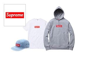 Supreme(シュプリーム) ボックスロゴ