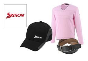 SRIXON(スリクソン)ゴルフウェア