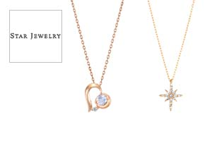 STAR JEWELRY NECKLACE(スタージュエリー) ネックレス